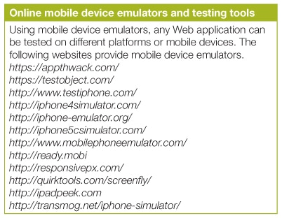 Mobile Application Testing Tools You Should Know About