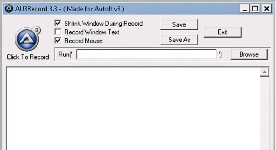 AutoIt: An Open Source Software Testing Tool for Windows