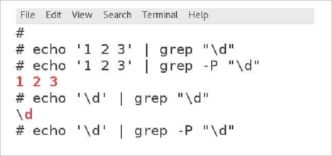Regular expressions in programming languages: A peek at Python ...