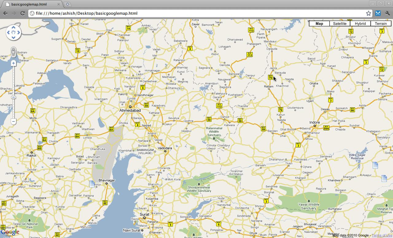 Google maps javascript api making your website livelier open google maps integrated into an html page baditri Image collections