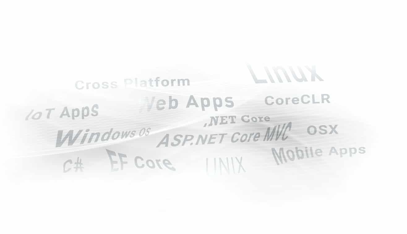 Building Cross-Platform Applications with  NET Core